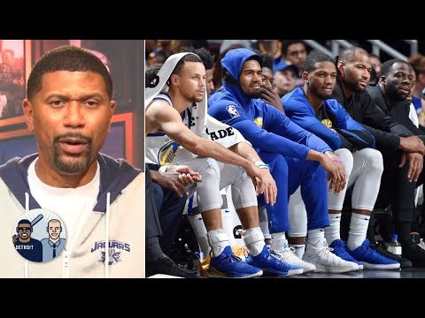 Warriors aren't looking back after taking over first place in the West - Jalen Rose l Jalen & Jacoby
