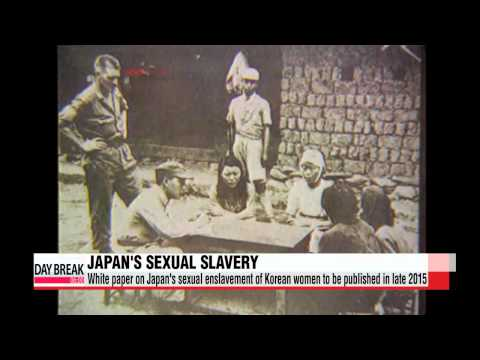 Korean gov't to publish white paper on Japan's sexual enslavement by late 2015