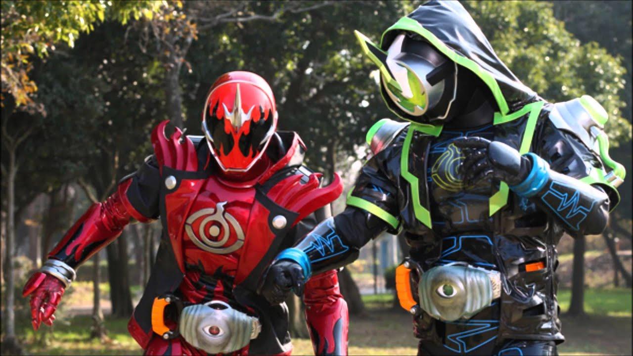 Kamen Rider Necrom: Kamen Rider Necrom Specter Standby And Henshin Sound HD