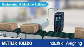 How to Connect Weighing Transmitter to Allen Bradley PLC - Video Tutorial - METTLER TOLEDO IND - en