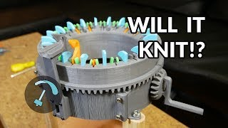 Designing a circular knitting machine from scratch - BANDARRA