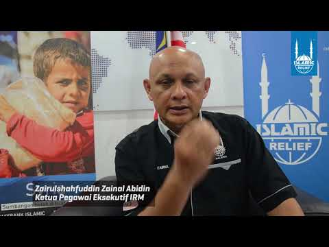 Update about crisis on Ghouta-Syria by CEO of Islamic Relief Malaysia