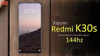 رسميا Xiaomi Redmi k30s - الاقوي في فئته السعريه حتي الان