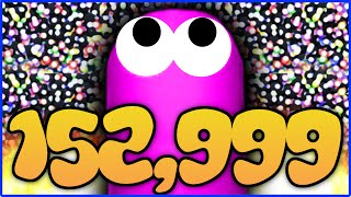 *NEW* 2020 150,000K+ SLITHER NO HACK CHEAT - SLITHER.IO WORLD RECORD (YouTube SLITHER.IO Highscore)