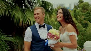 Свадьба в Сочи. Наша свадьба- D&E - Твои глаза