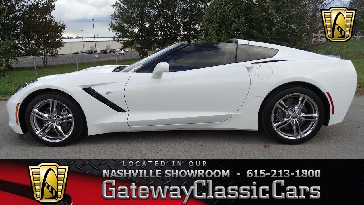 1957 chevrolet corvette for sale on classiccars com 31 - 2016 Chevrolet Corvette Gateway Classic Cars Nashville 635