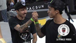 Street League LA 2015 Finals Video   TransWorld SKATEboarding