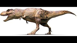 Рассказы о доисторических животных # 1  тираннозавр