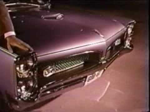 Pontiac GTO Commercial (1967)