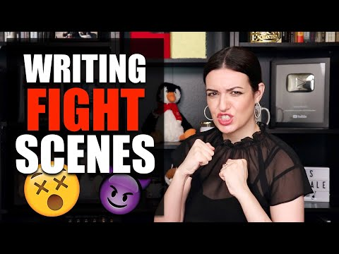 10 BEST TIPS FOR WRITING FIGHT SCENES