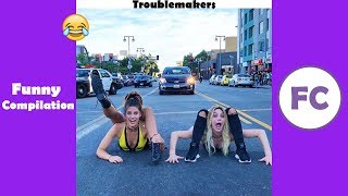 TRY NOT TO LAUGH -Andrea Espada Funny Instagram Videos
