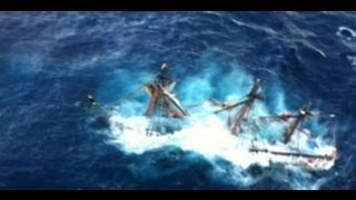 Hurricane Sandy Rescue: HMS Bounty Survivors Interview