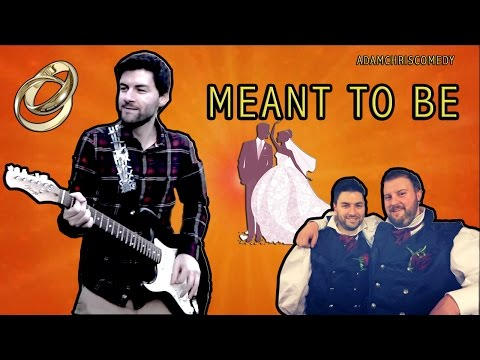 Meant To Be - Bruce Springsteen (Born To Run Parody)  |  AdamChrisComedy