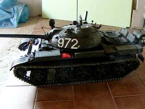 RC Tank T 55 1 8 5