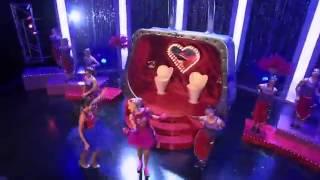 Песня из сериала Виолетта2 Людми и нати!!!