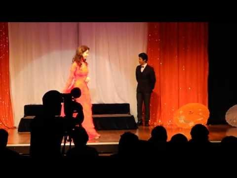 Ao Dai Runway - Trình diễn áo dài tại Miss Vietnam World Australia 2013