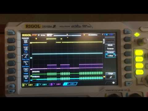 #30 SPI Decode on the Rigol DS1054Z