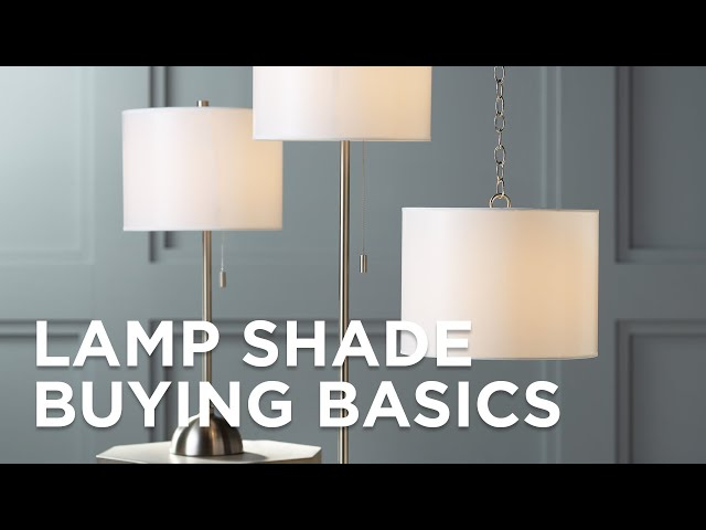 Lamp Shade Buying 101 Ideas Advice Lamps Plus