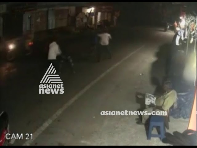 CCTV : Youths brutally attacked by Excise officialsin Kollam Punalur | FIR 20 Jan 2018