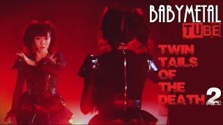 babymetal twin tails of the death 2   tribute to yui moa