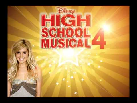 High School Musical 4 exclusive song!! - YouTube