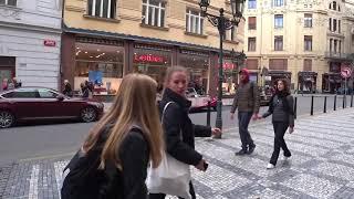 Пражская уличная бродилка - знакомимся с городом