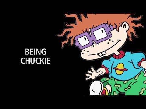Nancy Cartwright Being Chuckie