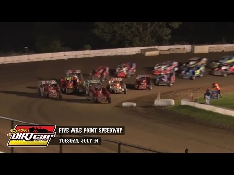 Highlights: Super DIRTcar Series Big Block Modifieds Five Mile Point Speedway July 14th, 2015