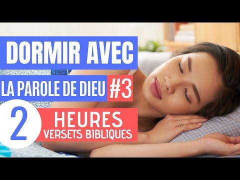 Versets Bibliques pour Dormir #3 - Le Saint Esprit