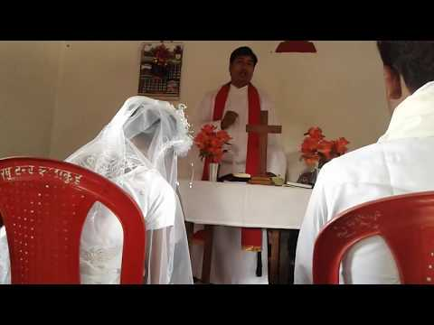 Santali Christian marriage video in HD