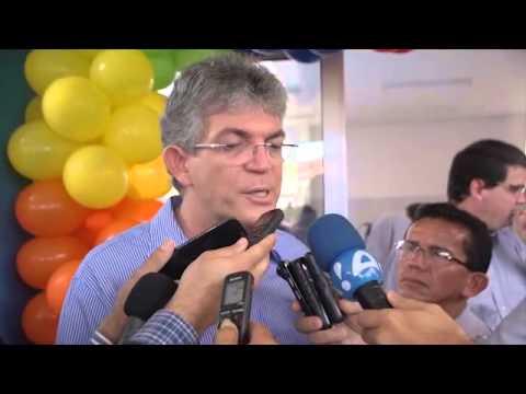 Ricardo Coutinho detona Cássio em entrevista