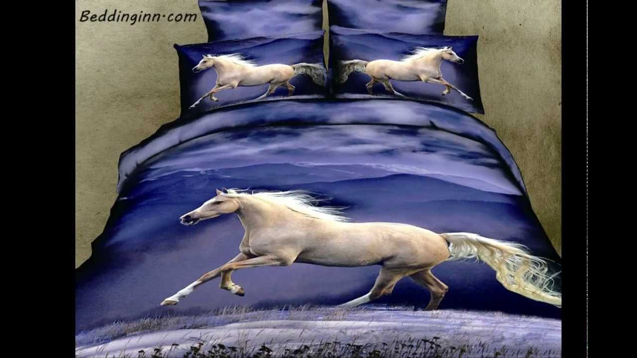 3D Realistic Animal Print Bedding Sets || Beddinginn