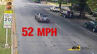 Baixar Traffic cameras catch New Orleans school zone speeding
