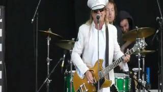 Cheap Trick live at Download 2011,I Want you To Want Me.