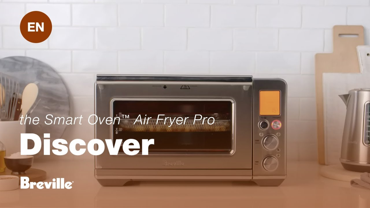 Breville Smart Oven 174 Air With Air Fry Setting And Larger