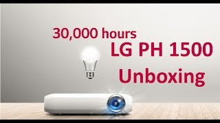LG PW 1500 G Mini Beam Projector