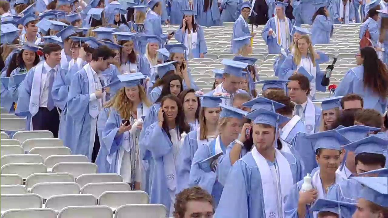 Unc Chapel Hill Graduation 2020.2019 Spring Commencement Ceremony Unc Chapel Hill Youtube