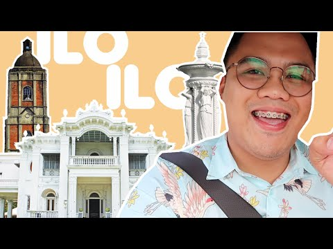 Iloilo City Heritage Tour Vlog #1