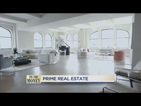 Inside Jeff Bezos' New York City apartment