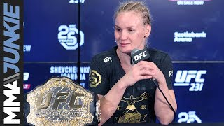 UFC 231: Valentina Shevchenko full post-fight interview