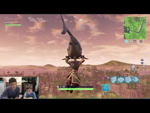 Fortnite Season 6 - 2018 Xmas Week 10 Challenge - Visit A Viking Ship, Camel And Crashed Battle Bus