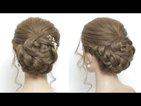 Wedding Updo For Long Hair Prom Hairstyles