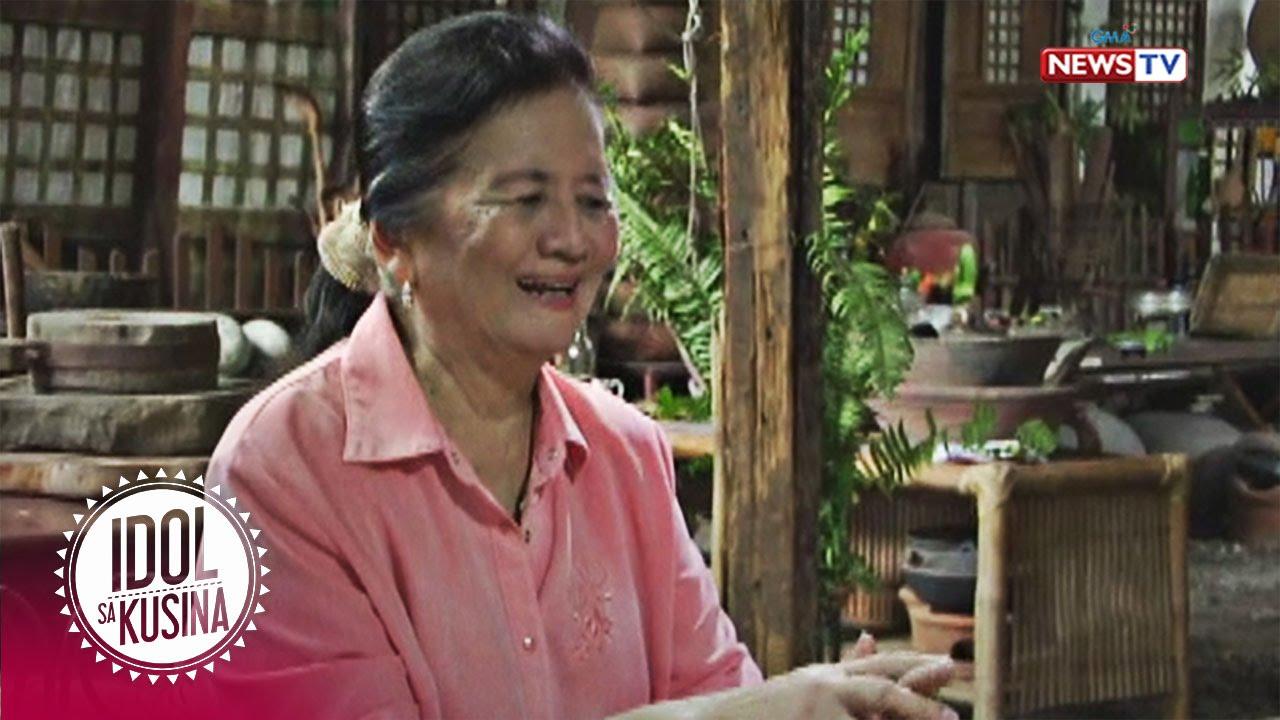 "Idol sa Kusina: Meet the real ""idol sa kusina,""  Atching Lillian L. Borromeo"