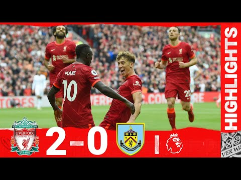 Summary: Liverpool 2-0 Burnley |  Jota and Mane score as fans return to Anfield