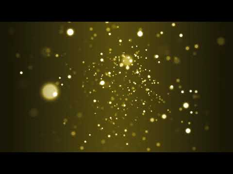 Golden Bokeh Flare Particles, No Copyright, Copyright Free Video, Motion Graphics, Background Video
