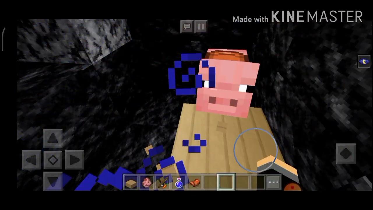 Tutorial Cara Membuat X Ray Di Minecraft Menggunakan Piggy Youtube
