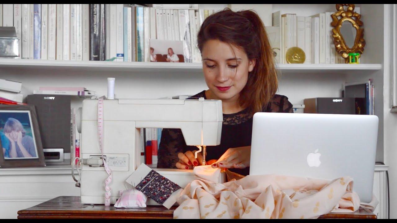 Cours de couture internet gratuit for Apprendre a couture gratuit
