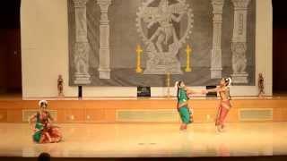 Narthana - School of Bharathanatyam - Vishamakara Kannan