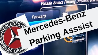 Mercedes-Benz  Parking Assists.