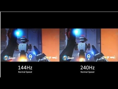 240Hz/144Hz/60Hz What's the Difference? - ViewSonic XG2530